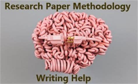 Colleges Help: How to write thesis methodology chapter